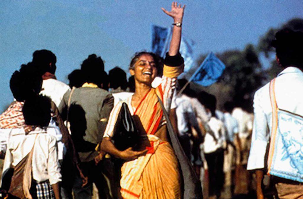 Narmada: A Valley Rises film still
