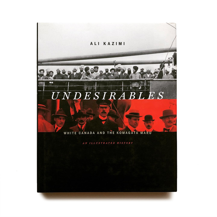 Undesirables Book Cover